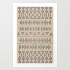 Earthtone2 Art Print