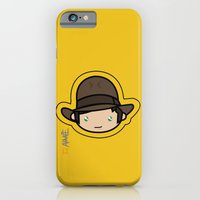 Indiana Jones Kawaii iPhone 6 Slim Case