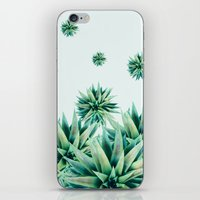tropical stars  iPhone & iPod Skin
