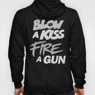 Blow A Kiss' Hoody