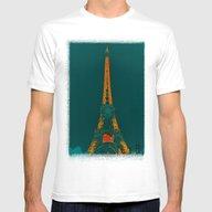 T-shirt featuring Tour Eiffel by Aloke Design