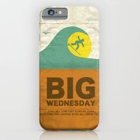 iPhone & iPod Case featuring Big Wednesday by TinyBison