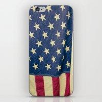 Ye Olde Flag iPhone & iPod Skin