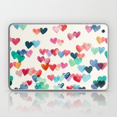 Heart Connections - Wate… Laptop & iPad Skin