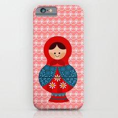 Matrioskas (Russian dolls) iPhone 6s Slim Case