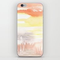 Heron's Head iPhone & iPod Skin