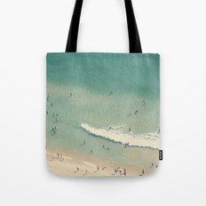 beach love II - Nazare Tote Bag