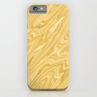 Wood Beige iPhone 6 Slim Case