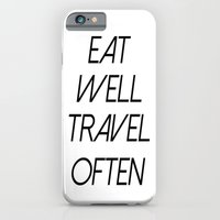 Travel Often iPhone 6 Slim Case