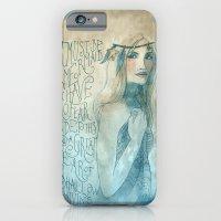 I must be a mermaid iPhone 6 Slim Case