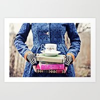 alice in wonderland Art Prints featuring Wonderland by Joshua Wilcoxon Photography