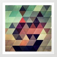 Tryypyzoyd Art Print