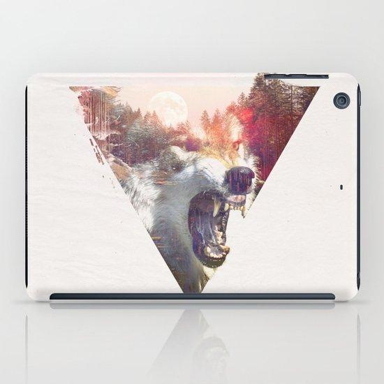 daylight moon iPad Case