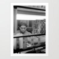 Taipei #2 Art Print
