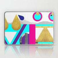 Abstractions No. 2: Mountains Laptop & iPad Skin