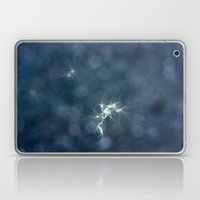 Floating Dandelion Petals Laptop & iPad Skin