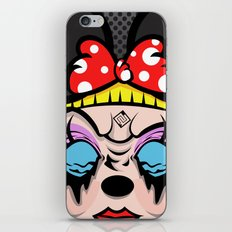 Mickey Girl iPhone & iPod Skin