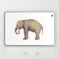 elephant color Laptop & iPad Skin