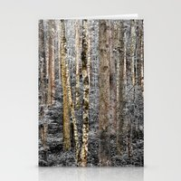 Camo In The Woods Stationery Cards