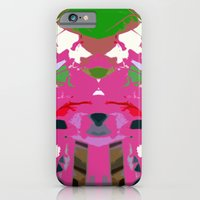 Green Anole iPhone 6 Slim Case