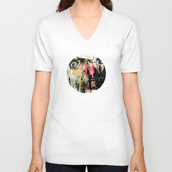 Frank V-neck T-shirt