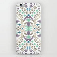 PETUNIA iPhone & iPod Skin