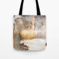 The Sacred And The Munda… Tote Bag