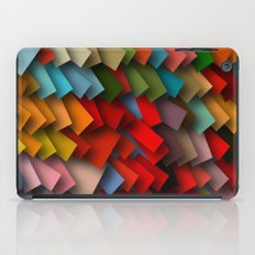 Colorful Rectangles With… iPad Case