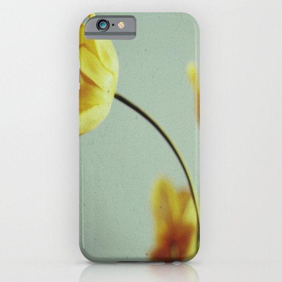 TTV Yellow Tulips  iPhone & iPod Case