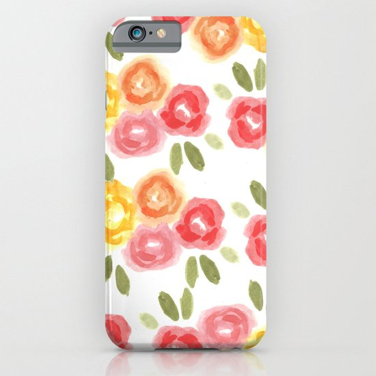 Vintage Florals iPhone & iPod Case