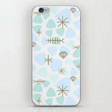 Mod fish mobile iPhone & iPod Skin