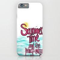 Livin is Easy iPhone 6 Slim Case
