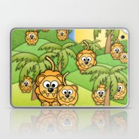 Little Lions. Laptop & iPad Skin