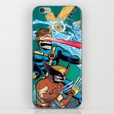X-Men! iPhone & iPod Skin