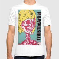 Heiress Mens Fitted Tee White SMALL