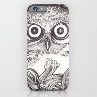 iPhone & iPod Case featuring Vigilia by Raül Vázquez