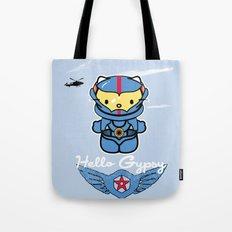Hello Gypsy Tote Bag