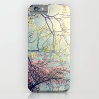 The Song of a Spring Sky iPhone 6 Slim Case