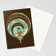 Welcome to My World Stationery Cards