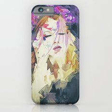 Path - Abstract Portrait iPhone 6s Slim Case