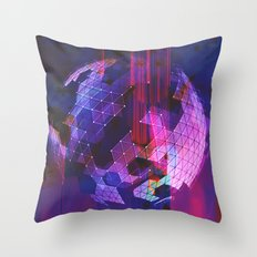 Powerful Defeat Throw Pillow