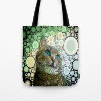Cat Dreamy Tote Bag