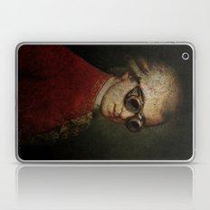 Funny Steampunk Mozart Laptop & iPad Skin