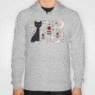 Cat & Mouse  Hoody