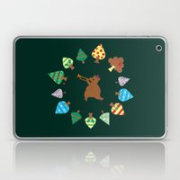 The Band In the Woods 1 Laptop & iPad Skin