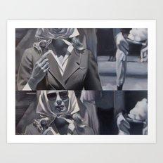 House of women Art Print