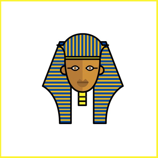 Pharaoh  Art Print