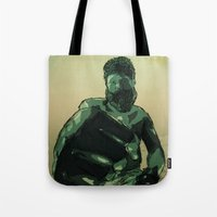 Roy 'Big Country' Nelson Tote Bag
