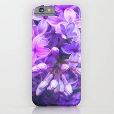 Purple Summer iPhone 6s Slim Case