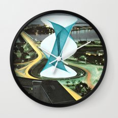 Brave Architecture Wall Clock